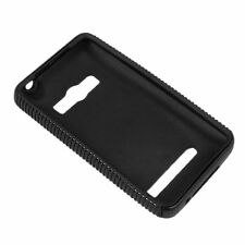 HQRP Combo (Hard Rubber & Plastic) Black Cover Case for HTC EVO 4G Android Phone