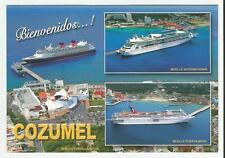 Cruise Ships pc  Disney Magic,Enchantment of the Seas, C. Ecstasy  aerial view