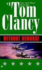 Without Remorse, Tom Clancy, 0425143325, Book, Acceptable