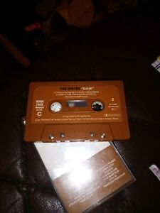 THE SMITHS - UK CASSETTE TAPE - RANK - ROUGH TRADE - PAPER LABELS/BROWN CASE