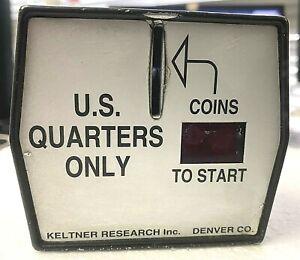 KELTNER COIN DROP  # 4936436 SR-1 W1R 220V GENERATION 5,6 ( one year warranty )