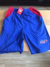 More details for nfl new york giants basketball style shorts  meduim new with tags