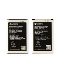 KIT 2x Kyocera SCP-70LBPS 1400 mAh Replacement Battery for Cadence LTE S2720