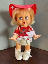 So Surprised Suzie Susie Vintage Galoob Baby Face Doll 1990 Complete Clean