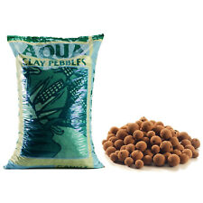 Canna Aqua Clay Pebbles Hydroponics Growing Media Pot Potting Balls Pellets Bag