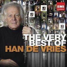 The Very Best of Han de Vries (CD, Oct-2012, EMI Classics)