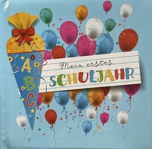 Mein erstes Schuljahr, Schulkind, Einschulung Schule Tagebuch