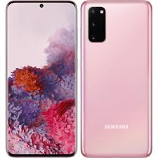SAMSUNG Galaxy S20 128Go Cloud Pink Reconditionné Bon état (Double SIM)