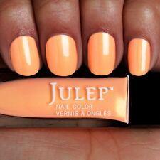NEW! Julep polish SAAYA Nail Vernis 0.27 Fl.Oz Golden apricot shimmer