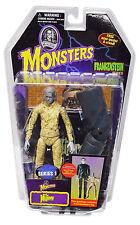 Vintage Universal Monsters Toy Island 2006 The Mummy Frankenstien Series Figure