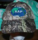 AAP - Asian American Partners RealTree camo baseball cap