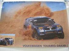 Dakar Rallye 2004 Red Bull Volkswagen Tuareg Rally