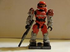 Halo Mega Bloks Red Grenadier Series 6 A11013MM
