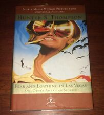 Fear and Loathing in Las Vegas Book Hunter S. Thompson Hard Cover