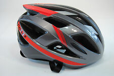 Cannondale CAAD Bicycle Helmet Graphite/Red 58-62cm Large/Extra Large