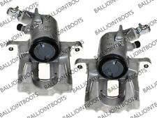 BRAKE CALIPERS FOR VW BEETLE CONVERTIBLE REAR NEAR & OFFSIDE