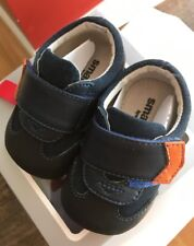 Smaller By See Kai Run, Pacey, Navy Boys 6-9 Months NEW