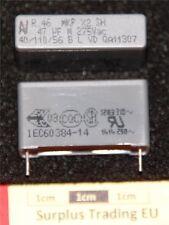 Condensatore a Film Arcotronics MKP x2 470nf 275vac (pacco da 2)