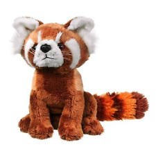 Red Panda Plush Stuffed Animal Toy Soft Squeezable, Wildlife Artists Fast Shippi