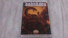 The Day After Ragnarok (Savage Worlds)