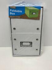 HomeWorks Foldable Box