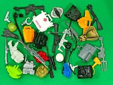 Vintage GI Joe 1986 weapons guns backpacks helmets accessories lot YOU PICK ARAH