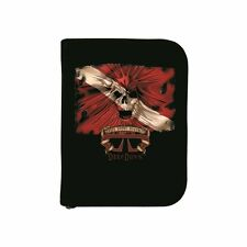 Innovative Log Book Binder Scuba Diving Flag Skull Pages New LB0751