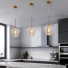 Bar Lamp Modern Pendant Light Home Glass Ceiling Light Kitchen Pendant Lighting