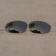 Black Replacement Lenses for-Oakley Whisker Sunglasses Polarized