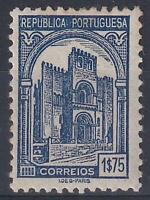 PORTUGAL 1935 SG890 1E75 Blue Mint Not Hinged Patchy Gum CV $140