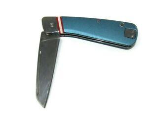 Gerber 4660419A Blue Frame Steel Folding Knife