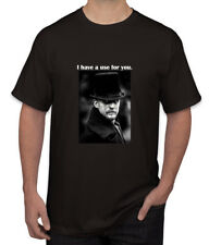 Taboo I Have A Use For You Men's Black T-Shirt