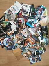 Over 400x Sony Playstation 2 Manuals, All £1.69 Each With Free Postage