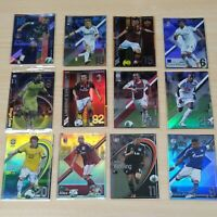 【soccer】Ibrahimović.Diego Costa.Modric.and more….. lot of 12.trading card.rare.