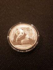 New Listing2015 China Panda 1 oz Silver Coin 'Panda Eating Bamboo Leaf'