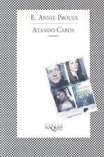 Atando Cabos (Fabula (Tusquets Editores))-ExLibrary