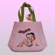 Betty Boop material Women Ladies bag small shopper with picture