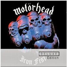 Motörhead-IRON FIST (Deluxe Edition) 2 CD NUOVO