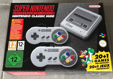 Super Nintendo Classic Mini Console - SNES - OVP