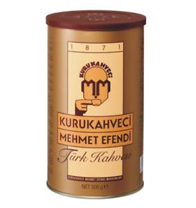 Kurukahveci Mehmet Efendi Moca Turco Caffè 500g Fine Macinato