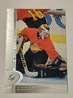 1996-97 Upper Deck #348 Kirk McLean Vancouver Canucks Hockey Card