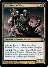 LICH LORD OF UNX Alara Reborn MTG Gold Creature — Zombie Wizard RARE