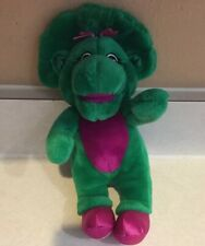 """Vintage Barney And Friends Baby Bop 10"""" Tall  Singing Stuffed Plush Doll Lyons"""