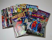 lot of 29 Marvel DC Image Valiant Comic Books Spiderman Wildcats XMen YoungBlood