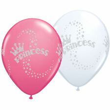 Birthday, Child Princesses Party Standard Balloons