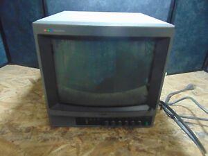 "Sony Trinitron PVM-1340 13"" Color CRT Monitor"
