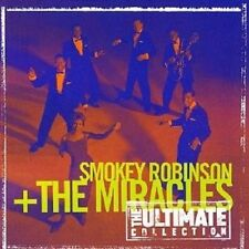 "SMOKEY ROBINSON & THE MIRACLES""ULTIMATE..."" CD NEU"