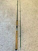 "Vintage Garcia Conolon 2691-T 8'6"" Two Piece Saltwater Surf Fishing Rod"
