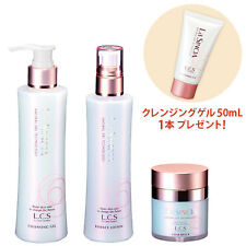 Anti-Aging La Sincia  Skin care 3-piece set High function gel Moisturi Japan F/S