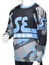 BMX Race SE Racing Jersey Camo We Ride As One Trikot Old School Größe L